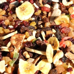 Dried Fruits/Vegetables